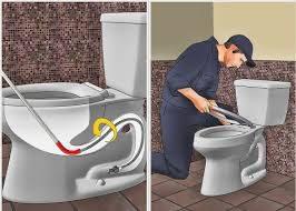 Thợ sửa bồn cầu bị tắc rò rỉ nước chuyên nghiệp